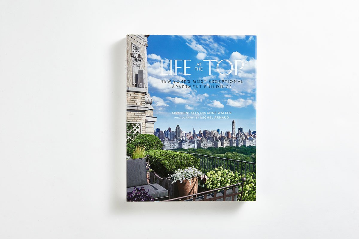 Life at the Top: New York's Exceptional Apartment Buildings by Vendome Press (Image #2)