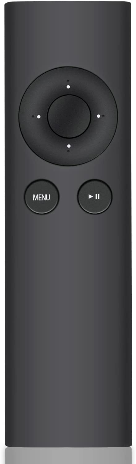 VINABTY New Replaced Remote fit for Apple TV 2 3 A1156 MM4T2ZM/A A1294 MD199LL/A MC572LL/A MC377LL/A A1427 A1469 A1378 MM4T2AM/A Mac Music System, NOT Support The 4th Generation