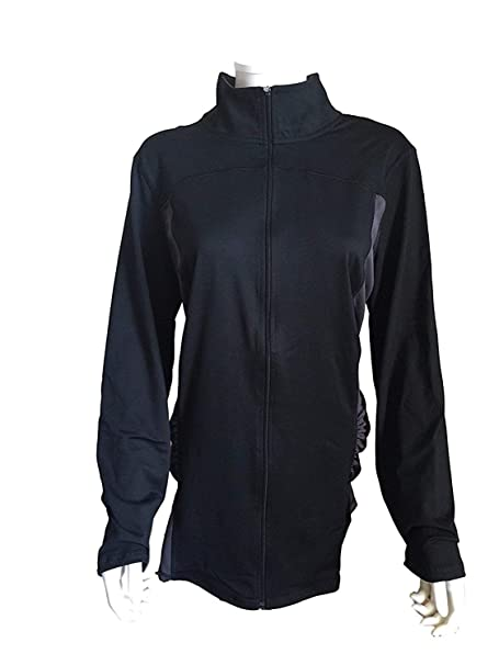 Champion C9 Duo Dry Women s Performance Jacket Ebony Indigo (X-Small ... 9dfc00b6ef