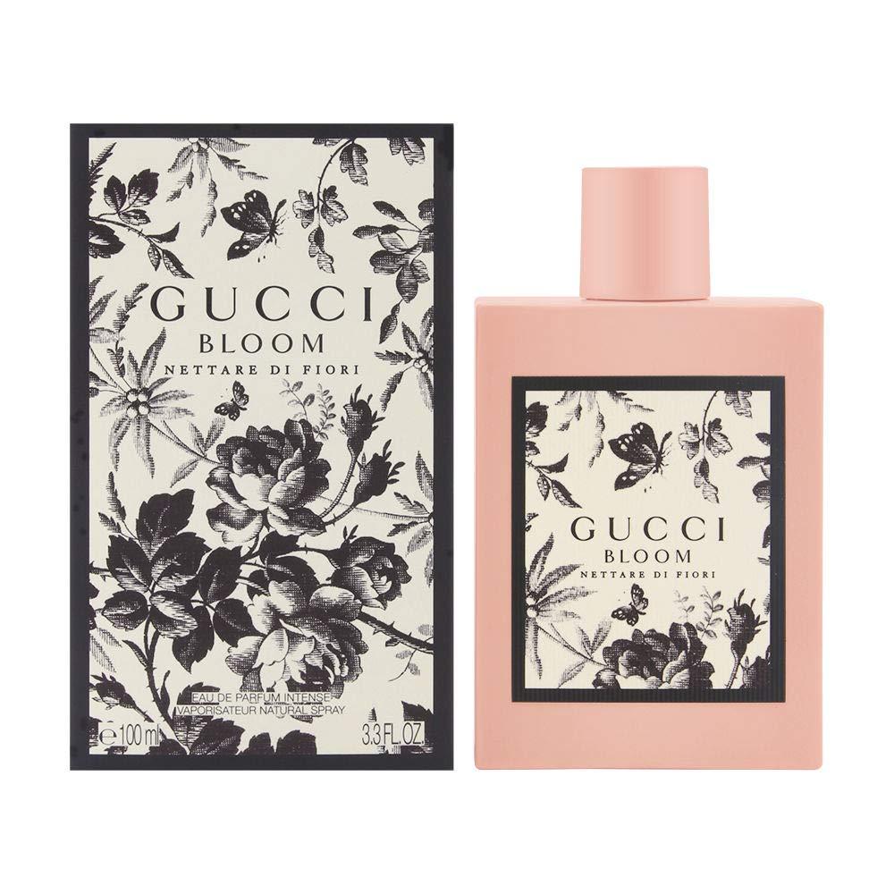 Gucci Gucci Bloom Nettar Di Fiori for Women 3.4 Oz Eau De Parfum Intense Spray, 3.4 Oz