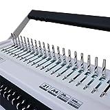 TruBind TB-C20A Manual Comb Binding Machine