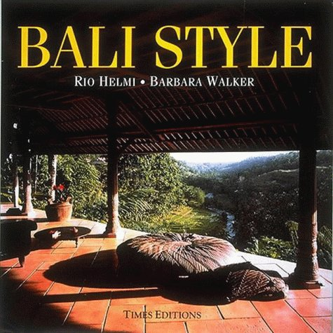 Descargar Libro Bali Style /anglais Walker Barbara
