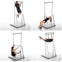 SoloStrength Ultimate (Freestanding Model) Total Body Home Gym Personal Training System (Bundle1)