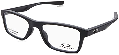 f7ee689269 Image Unavailable. Image not available for. Colour  Oakley Glasses Frames  Fin Box Trubridge OX8108-01 Satin Black