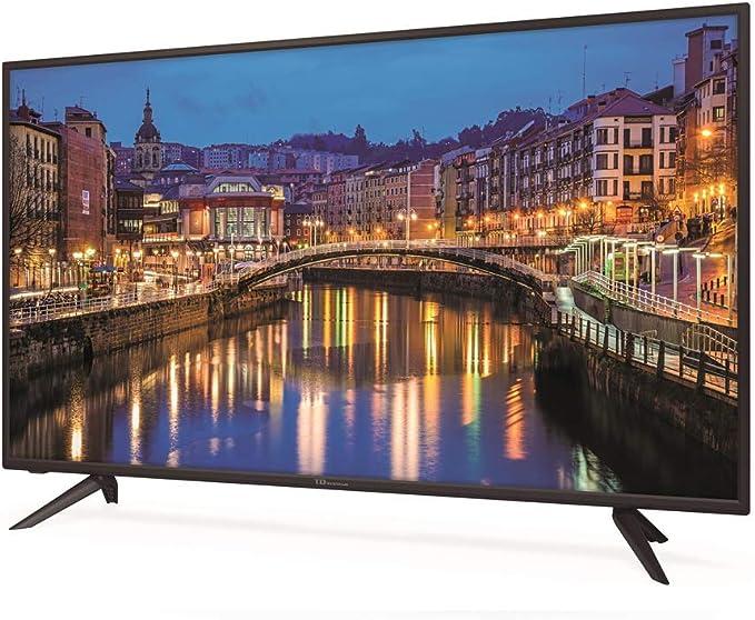 TD Systems K50DLH8US - Televisor Led 50 Pulgadas Ultra HD 4K Smart ...
