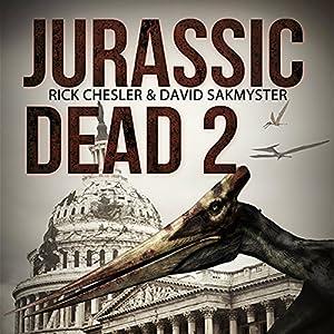 Jurassic Dead 2: Z-Volution Audiobook