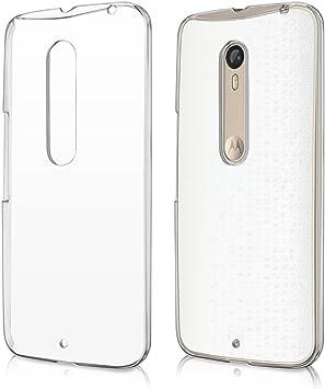 kwmobile Funda para Motorola Moto X Style: Amazon.es: Electrónica