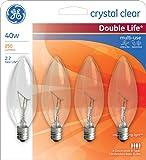 GE PC: 79089 Blunt Tip Candelabra Light Bulb