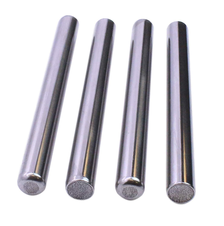5 Pack 1//4 x 3 inch Dowel Pin Alloy Steel Thru Hardened U-Turn