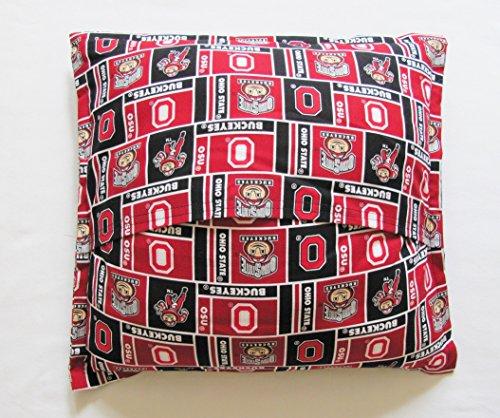Lovely Ohio State Buckeyes Decorative Throw Pillows 40% Cotton Amazing Washable Decorative Pillows
