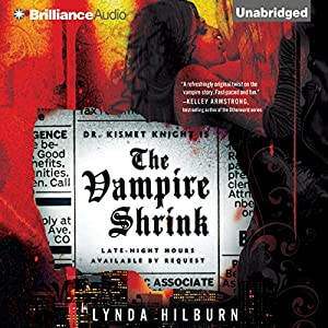 The Vampire Shrink Audiobook