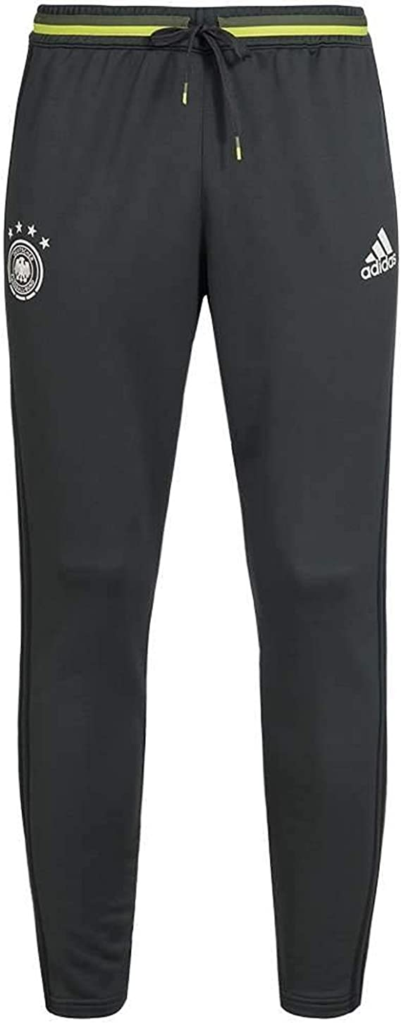 Adidas Germany Pantalones De Entrenamiento Gris Oscuro Verde Amazon Com Mx Ropa Zapatos Y Accesorios