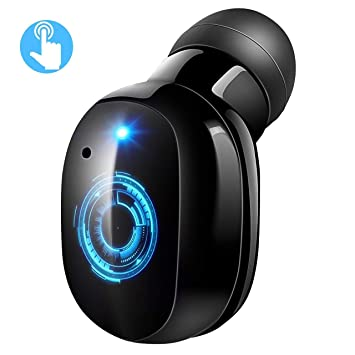 VITN Auricular Bluetooth 4.2 Invisible,Mini Auricular In Ear ...
