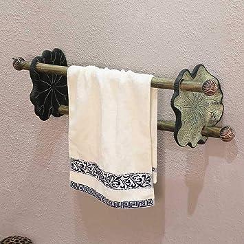 Estantería De Baño Toallero Chino Vintage Estantería De Baño Toalla De Mano Rack (Color : A): Amazon.es: Bricolaje y herramientas