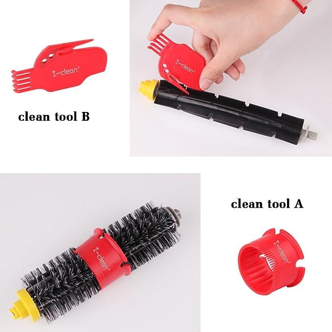 I-CLEAN para Roomba 770, 780, 790, 650, 630 aspiradora accesorios ...