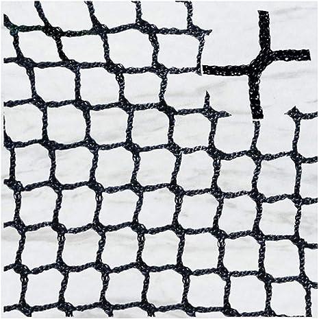 Red Proteccion Niños,Red Cuerda Negra Escalera Bebe de Terraza Seguridad Niños Deportes Escaleras Protección Gatos para Balcones Malla Nylon Goal Net Nets Redes Bola Campo Aire Libre Futbol Golf Bola: Amazon.es: Deportes