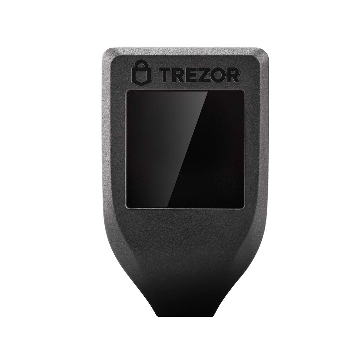 Trezor Model T - Cryptocurrency Hardware Wallet. Next Generation Universal Vault for Digital Assets. Store & Encrypt Cryptocurrencies, Passwords with Total Security by Trezor