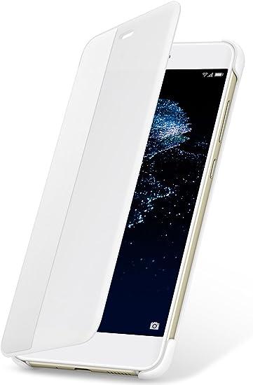 half off 722c7 a7110 Amazon.com: Original Official Huawei P10 lite Smart View Flip Cover ...