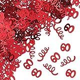 Creative Converting 021437 Confetti 60th 12 Counts