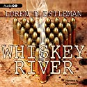 Whiskey River: Detroit Crime Series, Book 1 Audiobook by Loren D. Estleman Narrated by Dan Butler