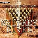 Whiskey River: Detroit Crime Series, Book 1 Audiobook by Loren D. Estleman Narrated by Dan Butler