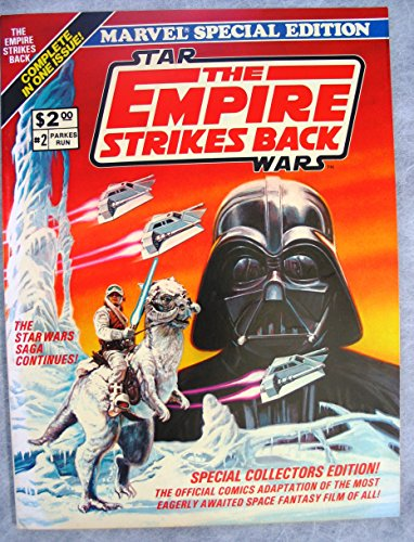 The Empire Strikes Back (Marvel Special Editions, volume 2, number 2)