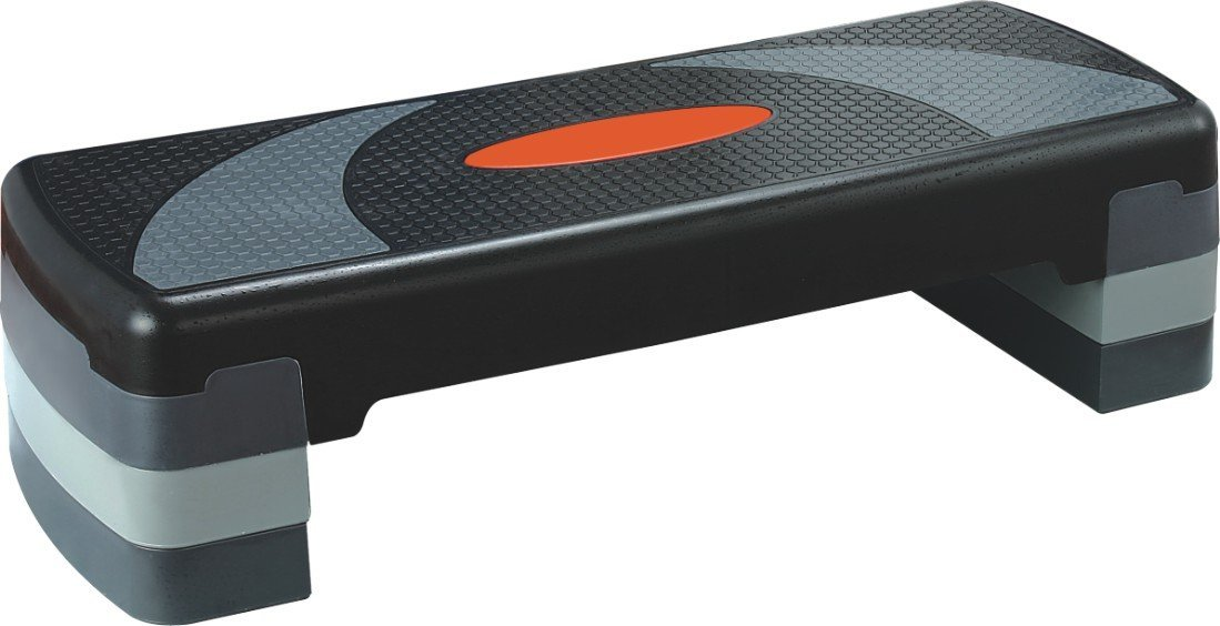 KLB Sport 31'' Adjustable Workout Aerobic Stepper in Fitness & Exercise by KLB Sport