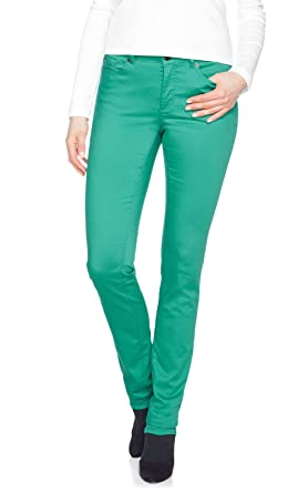 H I S Jeans Hose Jeans Marylin Farbe Sea Green Grosse 34 29 His 141