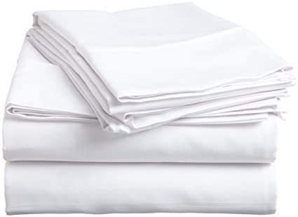 Amazon.com: Rajlinen #1 Bed Sheet Set 100% Egyptian Cotton 400