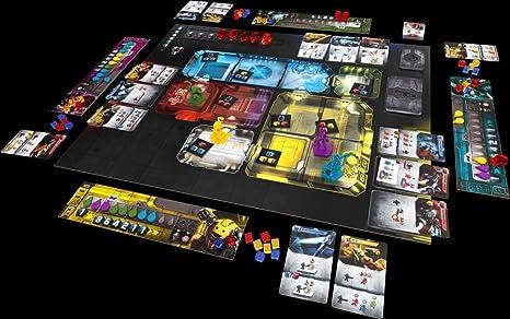 Devir- Adrenalina, única (Bgadre): Amazon.es: Juguetes y juegos