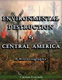 This book is written as an analysis on the historical narrative of the environmental degradation of Central America, especially since the end World War II, where the region encountered a reinvigorating demand for its exports. The narrative will focus...