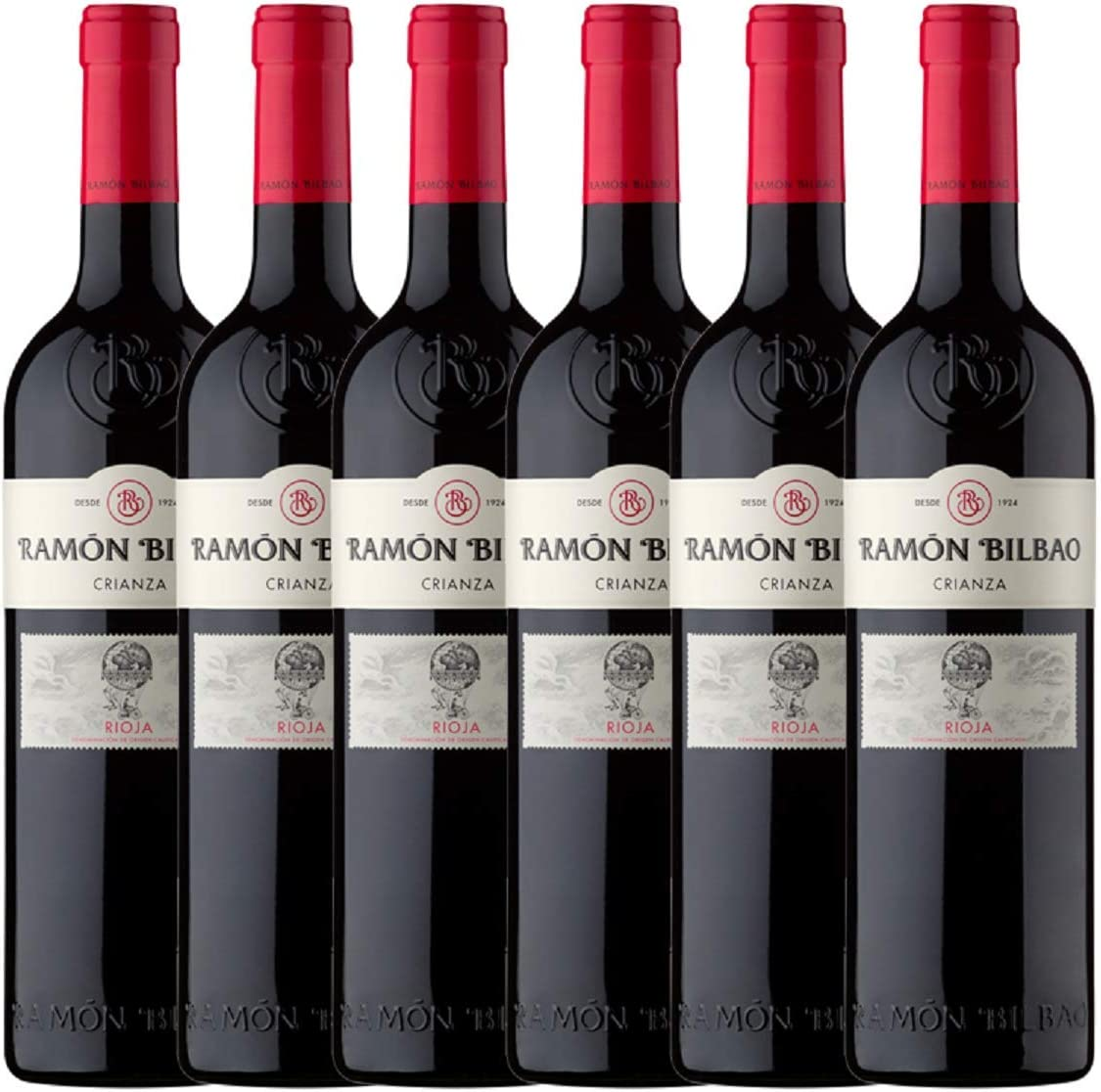 Ramón Bilbao Crianza - 6 botellas 750 ml