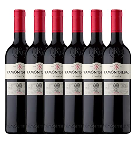 Ramón Bilbao Crianza - 6 botellas X 750ml