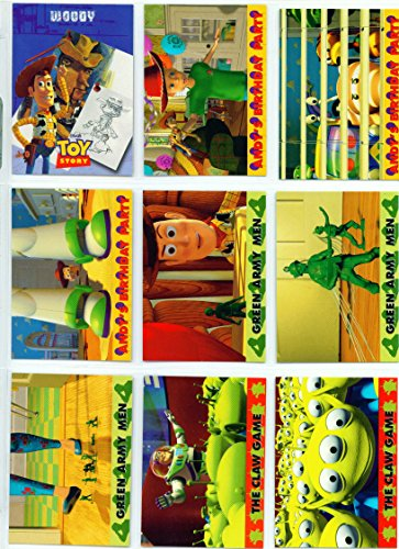 Skybox Disney's Toy Story Trading Card Base Set