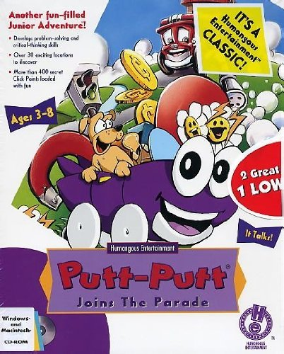 Putt-Putt Joins the Parade