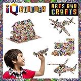 IQ BUILDER | Fun Creative DIY Arts and Crafts...