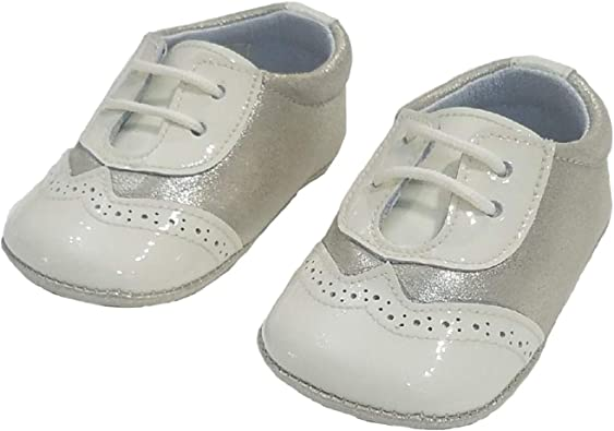 Baby Unisex Miguel Leather Soft Sole Shoe