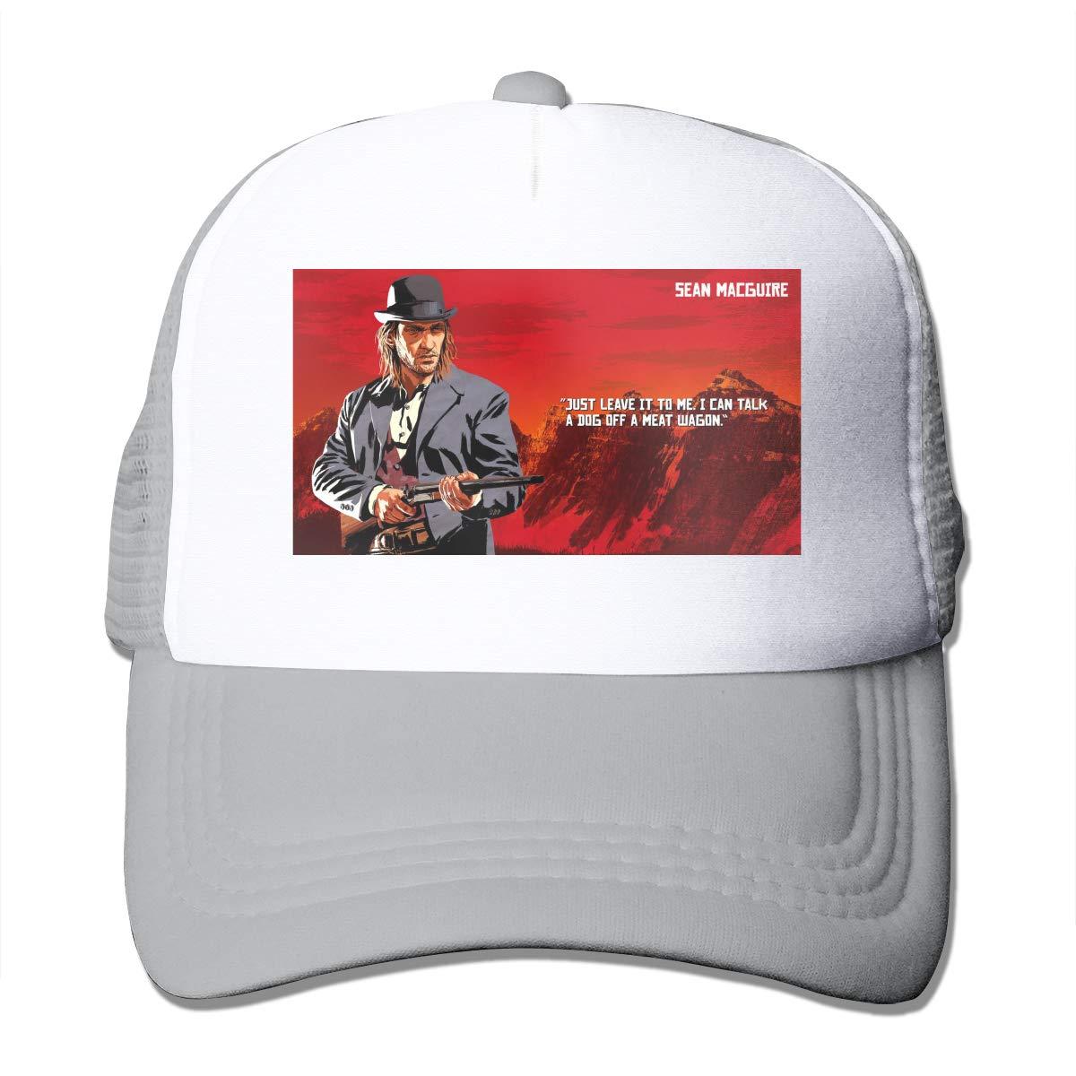 Nyanhif Design - Gorra para Hombre, diseño de Canguro, Color Rojo ...