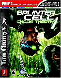 Tom clancy's splinter cell: chaos theory (prima official game.
