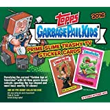 2016 Topps GPK Garbage Pail Kids Card Stickers Series 2 Trashy TV Retail Box - 160 cards