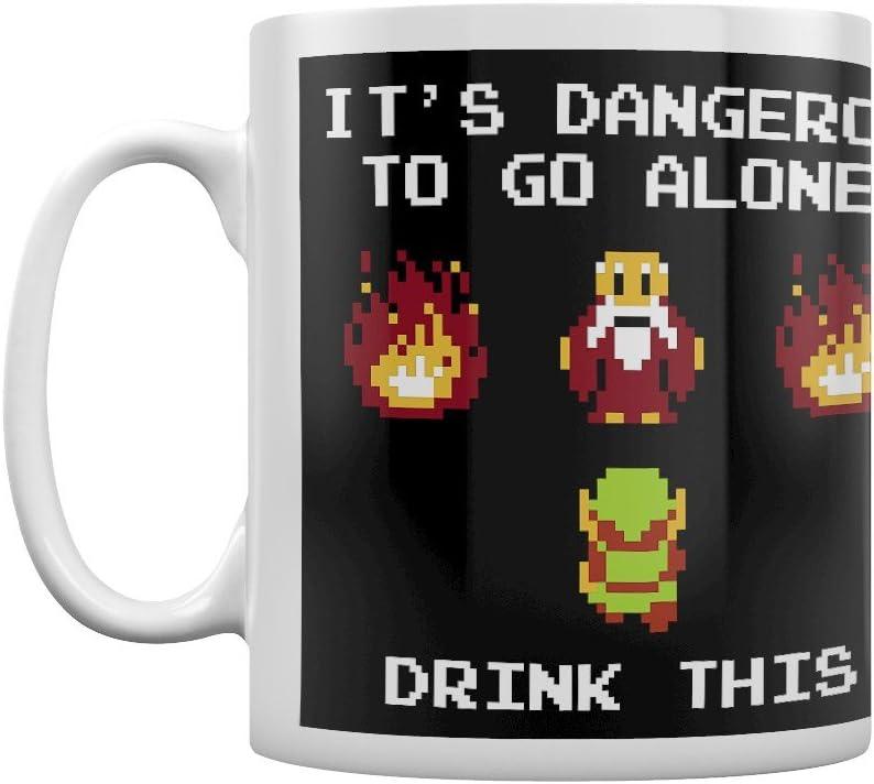 The Legend of Zelda Mug