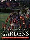 img - for The Oxford Companion to Gardens (Oxford Companions) book / textbook / text book