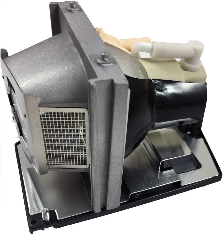 Replaces Model 2400MP with Housing OEM Dell Projector Lamp