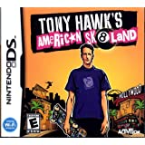 Tony Hawk's American Sk8Land - Nintendo DS