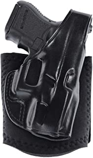 product image for GALCO AG226B Ankle Glove Right Hand Black Leather Holster