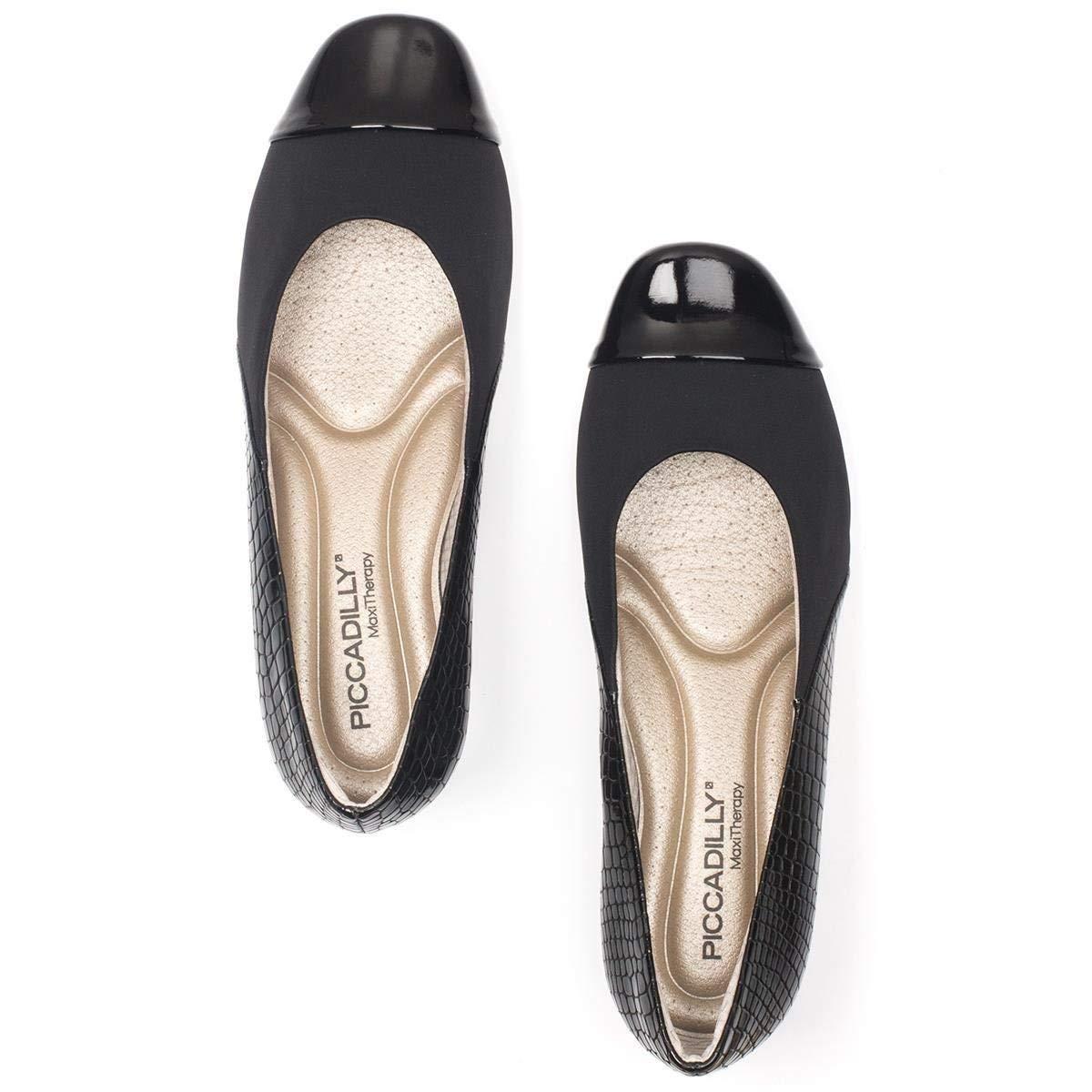 04c909019 Sapato Piccadilly Para Joanete 320259  Amazon.com.br  Amazon Moda