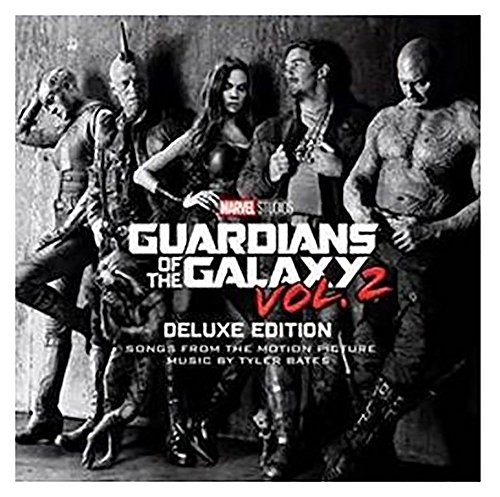 Guardians Of The Galaxy Deluxe Edition  Vol  2  Score   Original Motion Picture Soundtrack   Red Vinyl