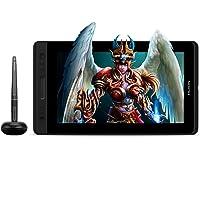HUION Kamvas Pro 13 Tableta Grafica con Pantalla, 13,3 Pulgadas Tableta Grafica Dibujo con Función de Inclinación de…