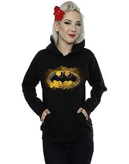 ea4d63d3a79cb DC Comic My Hero, Pull Femme  Amazon.fr  Vêtements et accessoires