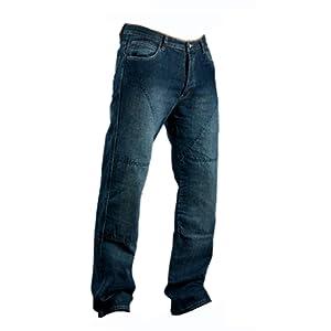 Juicy Trendz Hommes Motorcycle Moto Pantalon Motards Jeans Renforcée Aramide Protection color size